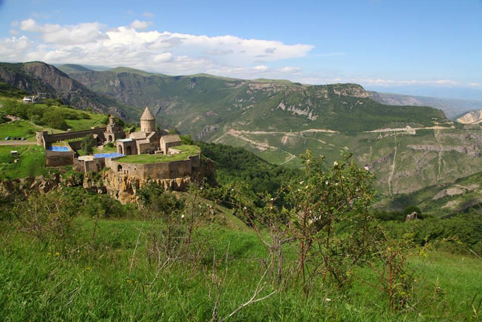 Tatev monastery