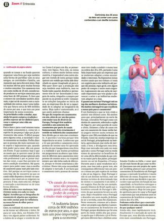 Jornal i entrevista