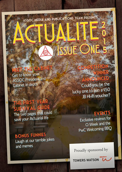 Actualite 2015 Issue 1