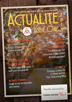 Actualite 2015 Issue 1