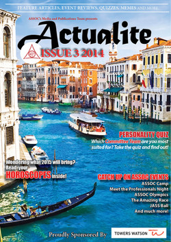 Actualite 2014 Issue