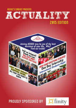 Actuality 2015 cover