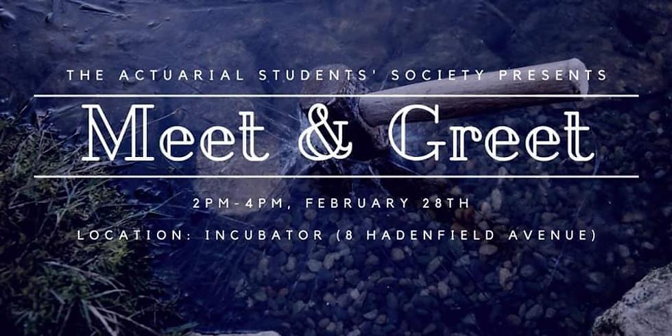 ASSOC Meet and Greet