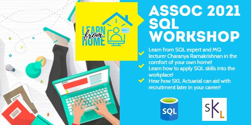 SQL Workshop 2021