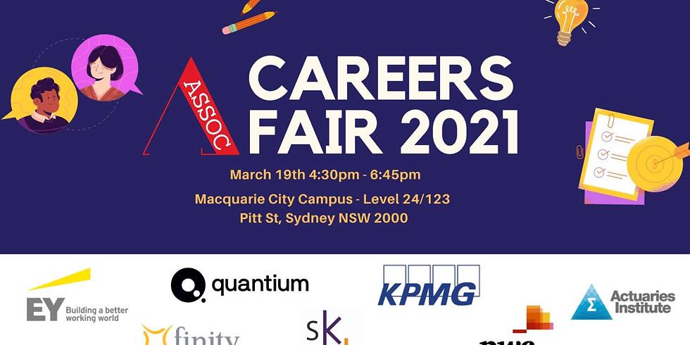 2021 ASSOC Careers Fair