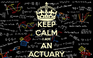 You know you're an Actuarial student when...