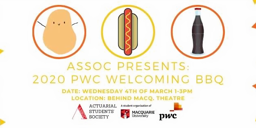 PWC Welcoming Barbeque