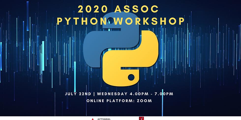 ASSOC Python Workshop