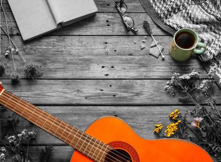 Guitarwaze Picks - Warm Autumn Tunes