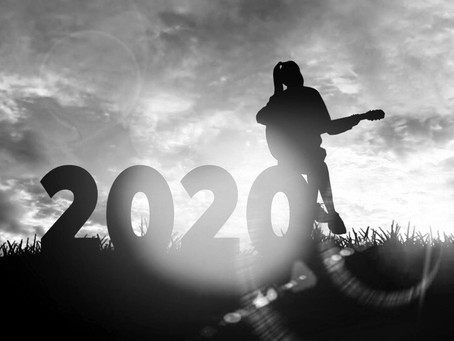Guitarwaze - 2020 A Year in Review