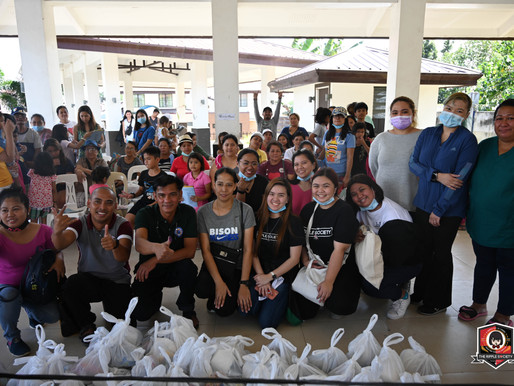 TRS Relief Operation for Taal Volcano Eruption Victims