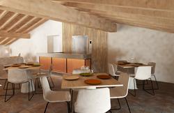 Restaurante P1 cambios
