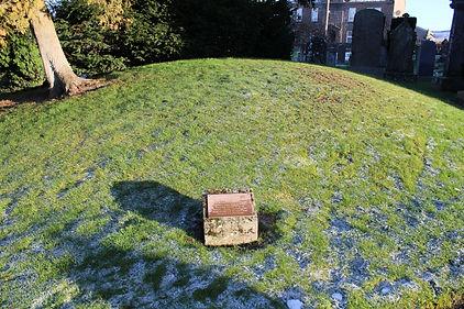 Vanora's mound.JPG