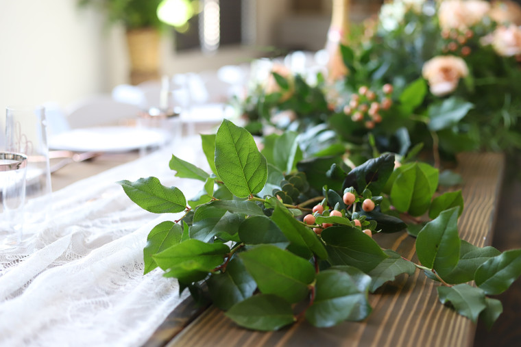 d41-event-space-farmhouse-table-greenery