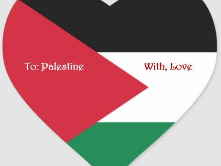 To: Palestine...With, Love