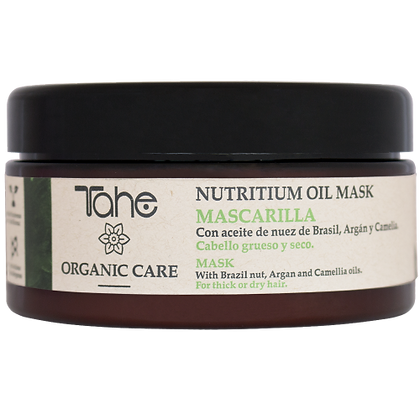 MASK NUTRITIUM ORGANIC CARE
