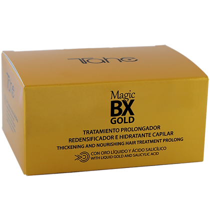 THICKENING AND NOURISHING HAIR TREATMENT MAGIC BX GOLD