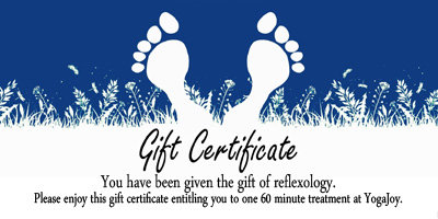 One Reflexology Treatment