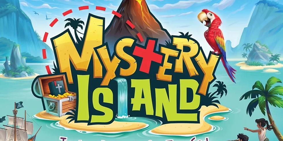 VBS Mystery Island