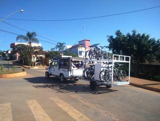 Serra da Canastra conta com passeios de bicicleta na região