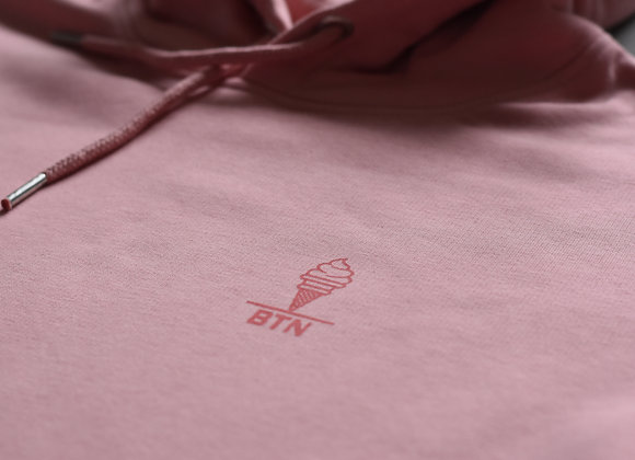 Unisex Canyon Pink Hoodie