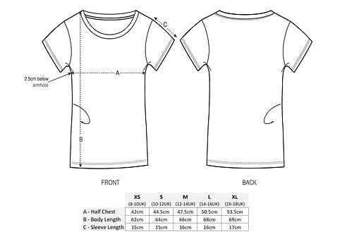 Womens New (Modal) Tshirt + Sizes.png