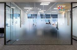 mẫu decal văn phòng