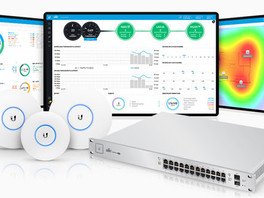 Announced as Accredited Unifi/Ubiquiti Main Dealer