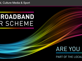Gigabit Broadband Voucher Scheme