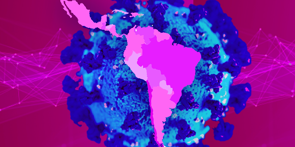 Webinar: How can Artificial Intelligence help Latin America and the Caribbean fight the COVID-19 virus?