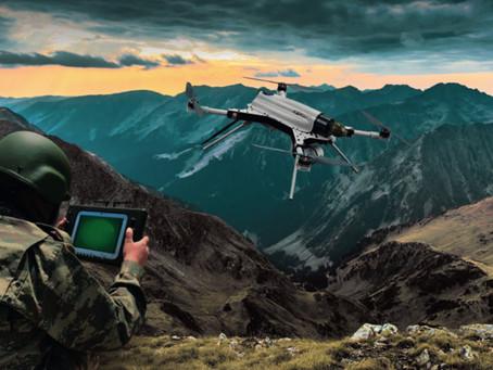 La ONU informa del primer ataque de drones autónomos a personas