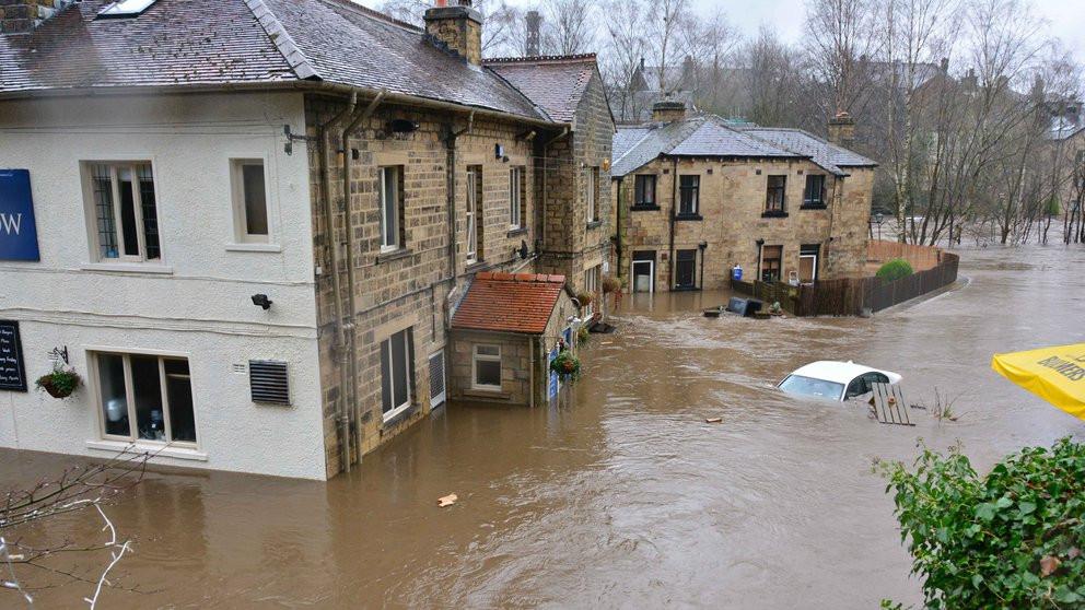 Un desarrollo tecnológico de Google puede predecir (y dar aviso) de futuras inundaciones analizando miles datos climáticos y geográficos. (Imagen: Chris Gallagher / Unsplash)