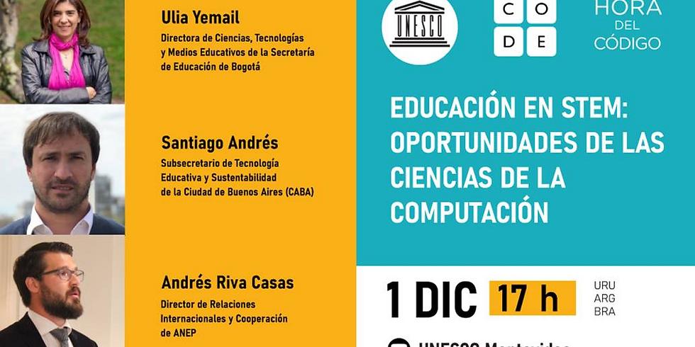 Educación en STEM : oportunidades de las ciencias de la computación