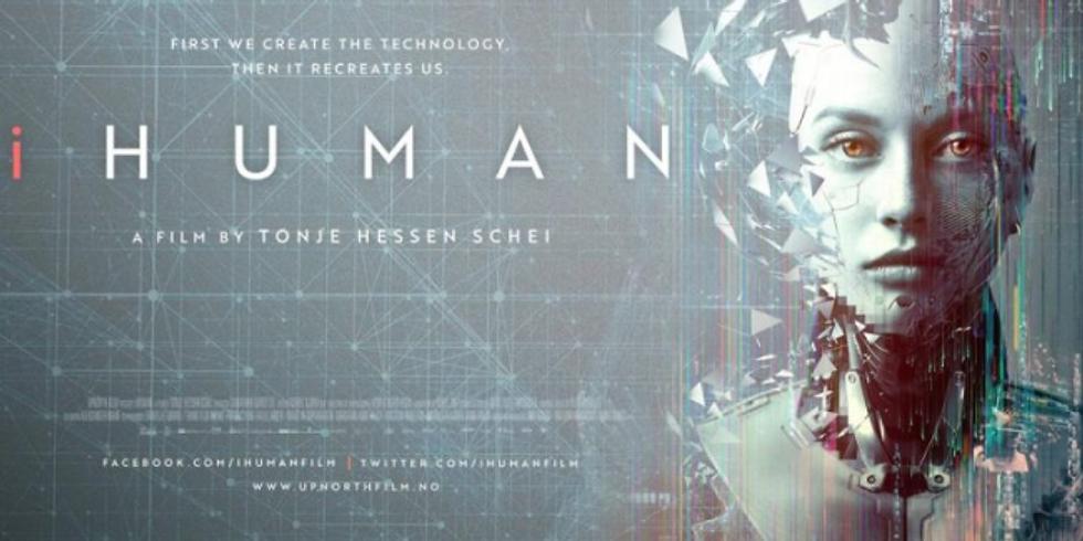 Documentary: iHuman - Short screening and expert AI panel on 17 November at 16h