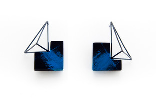 """Escape"" Earrings"