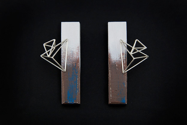 """""""Independence"""" Earrings"""