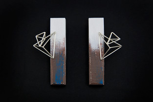 """Independence"" Earrings"