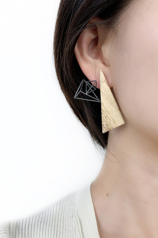 """Independence"" Earrings II"
