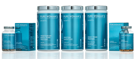PureWoman Sports Nutrition