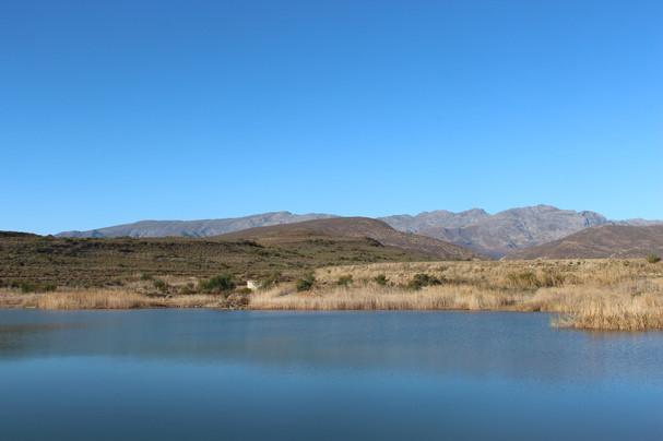 McGregor Country Getaways Leiwater Dam.j