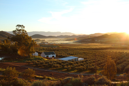 McGregor Country Getaways Sunrise Hills.