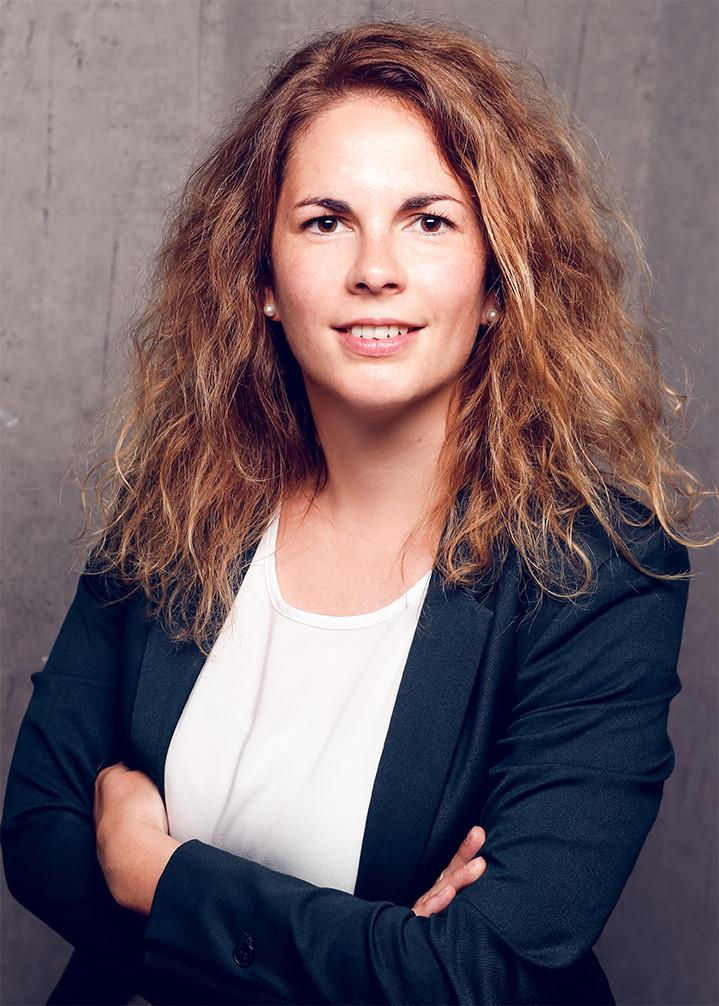Jasmin Hoffman ist Leiterin des Innovations- und IT-Bereichs bei den Stadtwerken Essen.