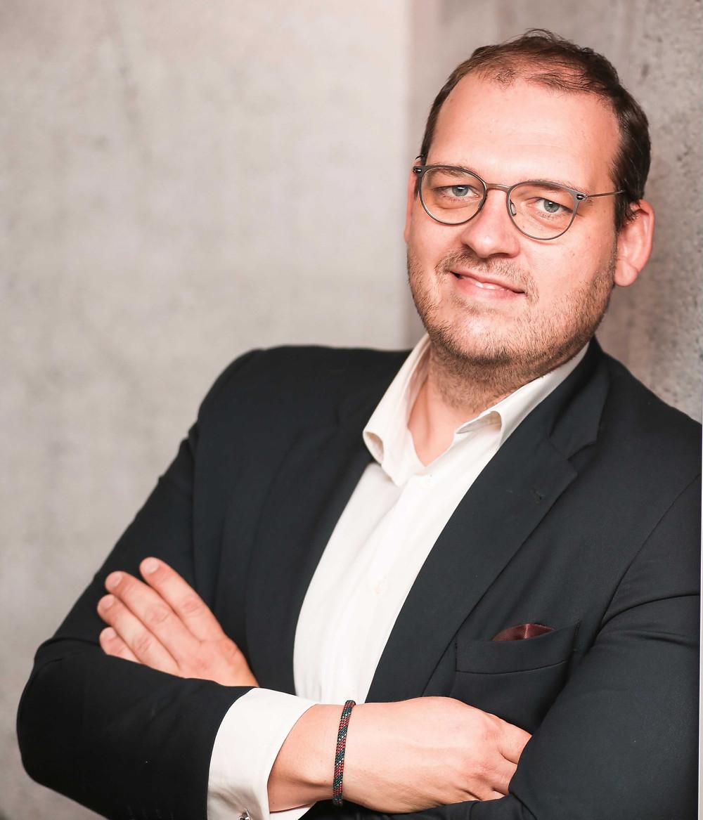 Marcel Meyer ist IT-Referent bei ThyssenGas