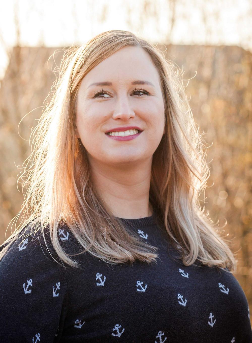 Kathrin Kappler arbeitet als Assistentin bei Open Grid Europe und wird nun Digital Expert Zollverein