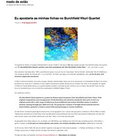 Burchfield-Vituri Project