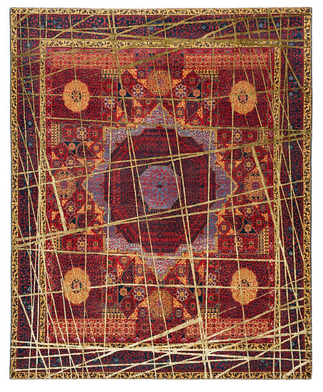 »Mamluk Colombus Wrapped« . rouge