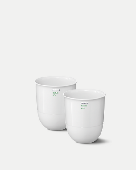 »LAB« Mug-Set, No. 1     180ml