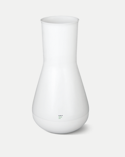 »LAB« vase . piston shape conical