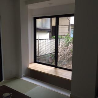 穂積様邸-完了状況 1階居間パソコンスペース1.JPG