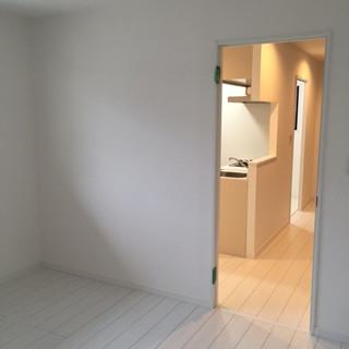 穂積様邸-完了状況 1階洗面室と廊下.JPG